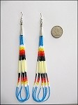 Quill Earrings (large) - 3735